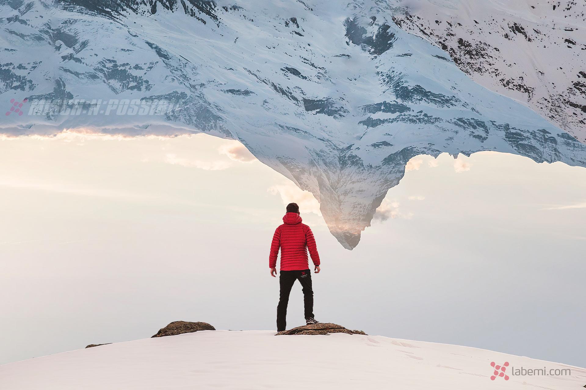 Perspectives Perspektiven Matterhorn