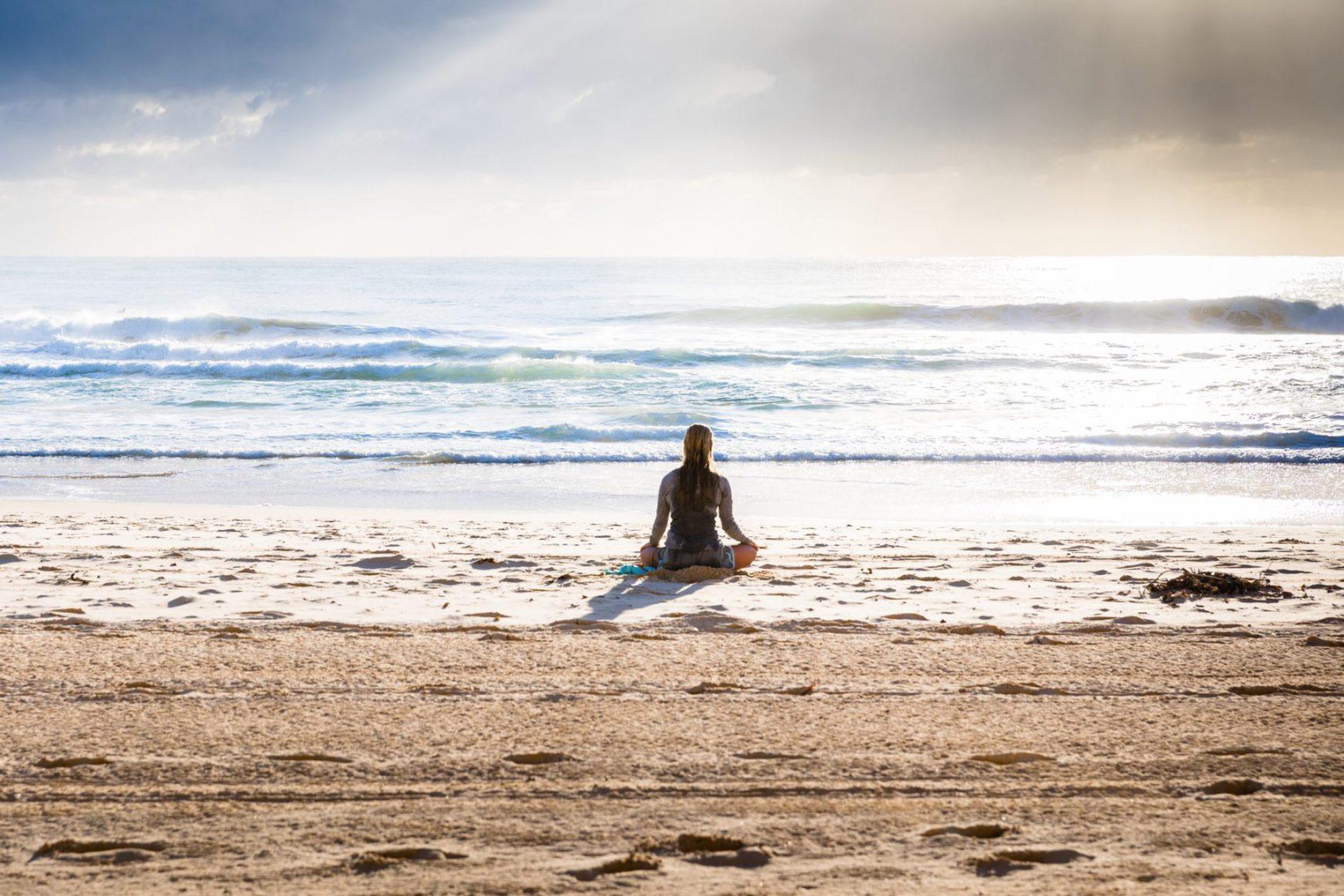 Yoga Meditation Playlist Cover