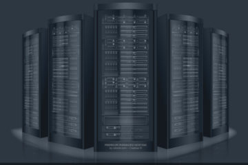 Prometheus Server für Premium Managed Hosting